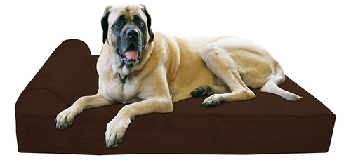 The Big Barker is designed for large dogs