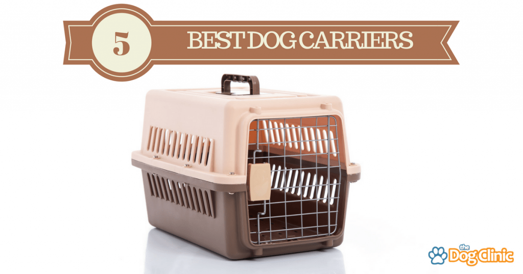 TheDogClinic.com Best Dog Carriers