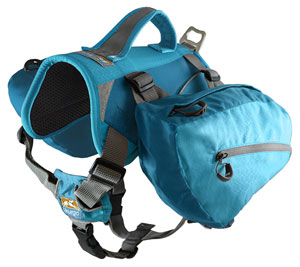 The Kurgo Baxter is easily adjustable and has a padded chest
