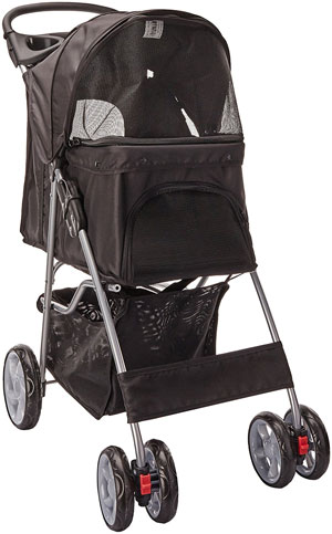 The OxGord Pet Stroller is one of the best on the market