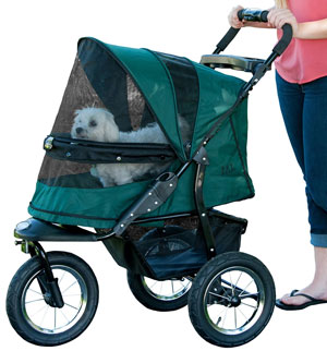 The Pet Hear Jogger is designed to provide a smooth ride for your pet