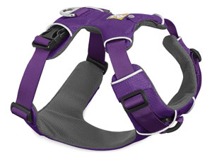 The Ruffwear Front Range is one of the best dog harnesses on the market