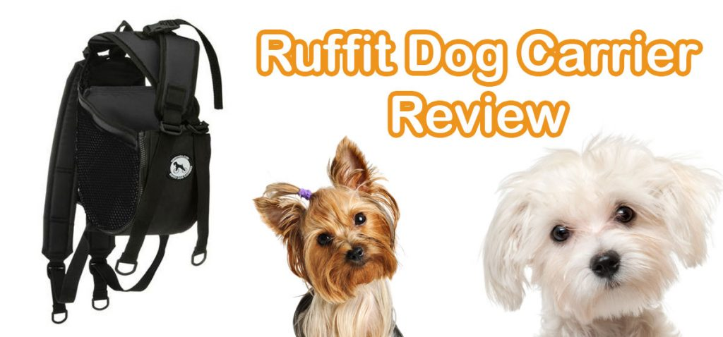 Our review of the Ruffit Dog Carrier Backpack