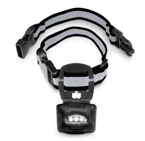 The Puplight2 is a bright lighted collar