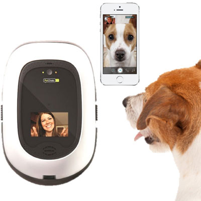 The PetChatz HD is expensive but comes with a range of features