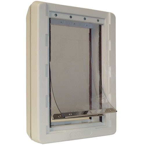 The All-Weather is a great pet door that's durable and energy efficient