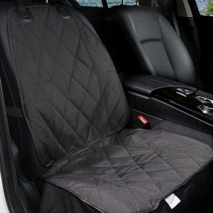 The BarksBar is a front seat cover to protect your car