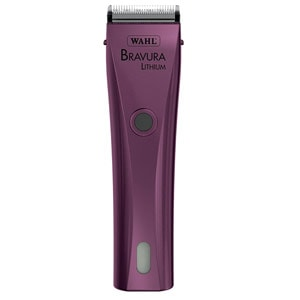 The Wahl Bravura chargeable clippers