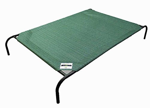 Coolaroo elevated bed