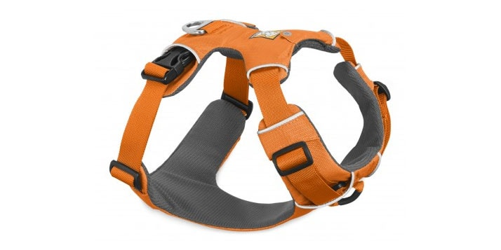 Example of a dual-attachment harness