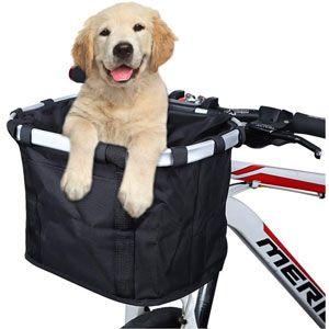 Anzome Dog Bicycle Carrier