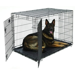 Midwest Life Stages Folding Dog Crate