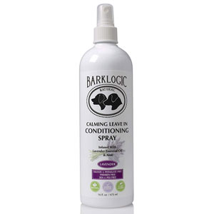 Barklogic leave-in for moisturising your dog's fur