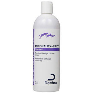 Dechra Antibacterial Pet Shampoo