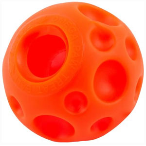 Omega Paw Tricky Treat Ball (best puzzle for pups)