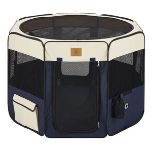 Precision Pet Products Soft-Sided Dog Playpen