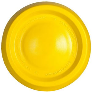 Starmark Easy Glide DuraFoam Flying Disc Dog Toy