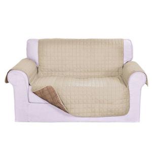 Elegant Comfort Reversible Sofa Cover