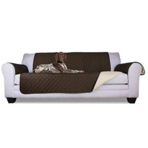 FurHaven Water-Resistant Reversible Furniture Protector