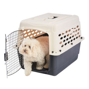 Frisco Plastic Dog Crate